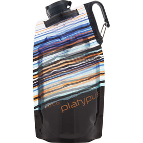 Platypus DuoLock SoftBottle 750ml, orange skyline